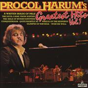 Click here for more info about 'Procol Harum - Greatest Hits Vol.1'