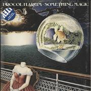Click here for more info about 'Procol Harum - Something Magic - 180gm Blue'