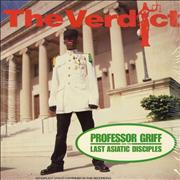Click here for more info about 'Professor Griff - The Verdict'