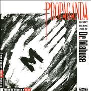 Click here for more info about 'Propaganda - Dr Mabuse - White picture sleeve'
