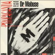 Click here for more info about 'Propaganda - Dr Mabuse - white glove sleeve'