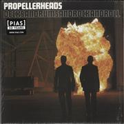 Click here for more info about 'Propellerheads - Decksandrumsandrockandroll'