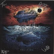 Click here for more info about 'Volition - Orange Vinyl - Autographed'