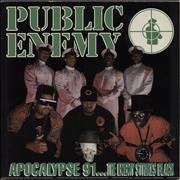 Click here for more info about 'Public Enemy - Apocalypse 91...The Enemy Strike Black - EX'