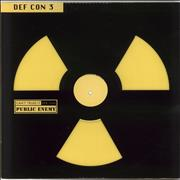 Click here for more info about 'Public Enemy - Can't Truss It - Yellow Vinyl'