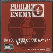 Click here for more info about 'Public Enemy - Do You Wanna Go Our Way??? - Sealed'