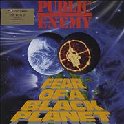 Click here for more info about 'Public Enemy - Fear Of A Black Planet - 180g Virgin Vinyl'