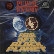Click here for more info about 'Public Enemy - Fear Of A Black Planet'
