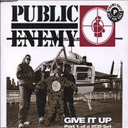 Click here for more info about 'Public Enemy - Give It Up - Part 1'