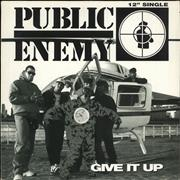 Click here for more info about 'Public Enemy - Give It Up'