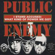 Click here for more info about 'Public Enemy - I Stand Accused'