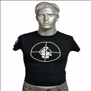Click here for more info about 'Public Enemy - Target T-Shirt - Small Skinny'