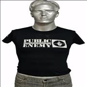 Click here for more info about 'Public Enemy - Target/Public Enemy T-Shirt - Small Skinny'