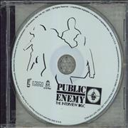 Click here for more info about 'Public Enemy - The Interview Disc'