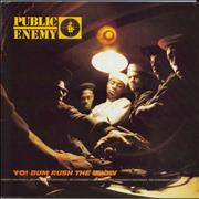Click here for more info about 'Public Enemy - Yo! Bum Rush The Show + insert'