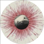 Click here for more info about 'Puig Destroyer - White w/Red Splatter Vinyl + Insert'