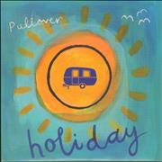 Click here for more info about 'Pullover - Holiday - Hot Pink Vinyl'