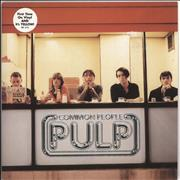 Click here for more info about 'Common People - Yellow Vinyl'