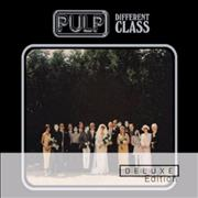 Click here for more info about 'Pulp - Different Class - Deluxe Edition'