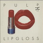 Click here for more info about 'Lip Gloss - Red Vinyl'
