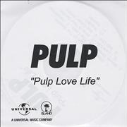 Click here for more info about 'Pulp - Pulp Love Life'