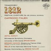 Click here for more info about 'Pyotr Ilyich Tchaikovsky - 1812 Festival Overture, Op.49 / Capriccio Italien'