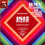 Click here for more info about 'Pyotr Ilyich Tchaikovsky - 1812 Overture / Caprice Italien'