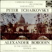 Click here for more info about 'Pyotr Ilyich Tchaikovsky - 1812 Overture & Marche Slave'