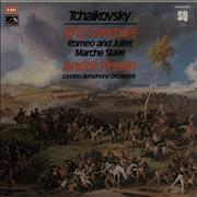 Click here for more info about 'Pyotr Ilyich Tchaikovsky - 1812 Overture / Romeo And Juliet / Marche Slave'