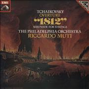 Click here for more info about 'Pyotr Ilyich Tchaikovsky - 1812 Overture / Serenade For Strings'