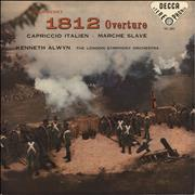 Click here for more info about 'Pyotr Ilyich Tchaikovsky - 1812 Overture - Unboxed WBg'