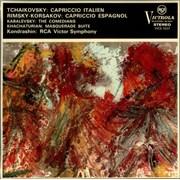 Click here for more info about 'RCA Victor Symphony Orchestra - Tchaikovsky: Capriccio Italien / Rimsky-Korsakov: Capriccio Espagnol'