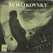 Click here for more info about 'Pyotr Ilyich Tchaikovsky - Capriccio Italien'
