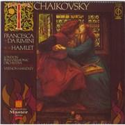 Click here for more info about 'Pyotr Ilyich Tchaikovsky - Francesca Da Rimini / Hamlet Fantasy Overture'