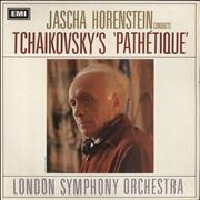 Click here for more info about 'Pyotr Ilyich Tchaikovsky - Jascha Horenstein Conducts Tchaikovsky's 'Pathétique''