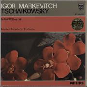 Click here for more info about 'Pyotr Ilyich Tchaikovsky - Manfred'