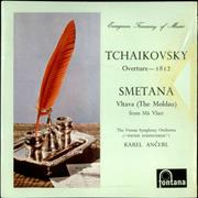 Click here for more info about 'Pyotr Ilyich Tchaikovsky - Overture 1812 / Vltava - the Moldau - Test Pressing'