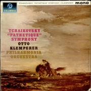 Click here for more info about 'Pyotr Ilyich Tchaikovsky - 'Pathetique Symphony' - Test Pressing'