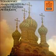 Click here for more info about 'Peter Katin - Tchaikovsky: Piano Concerto No. 1 & Concert Fantasia'