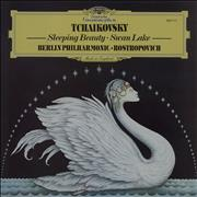 Click here for more info about 'Pyotr Ilyich Tchaikovsky - Sleeping Beauty - Swan Lake'