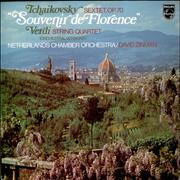 Click here for more info about 'Netherlands Chamber Orchestra - Tchaikovsky: Souvenir de Florence / Verdi: String Quartet'