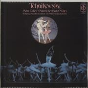 Click here for more info about 'Pyotr Ilyich Tchaikovsky - Swan Lake & Nutcracker Ballet Suites'