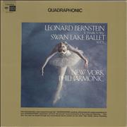 Click here for more info about 'Pyotr Ilyich Tchaikovsky - Swan Lake - Ballet Suite - Quad'