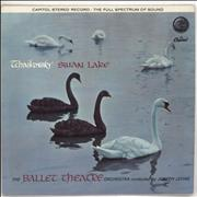 Click here for more info about 'Pyotr Ilyich Tchaikovsky - Swan Lake'