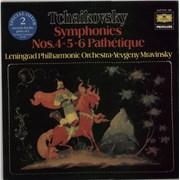 Click here for more info about 'Pyotr Ilyich Tchaikovsky - Symphonies Nos. 4, 5 & 6 'Pathetique''