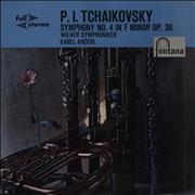 Click here for more info about 'Pyotr Ilyich Tchaikovsky - Symphony No. 4 In F Minor Op. 36'