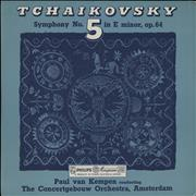 Click here for more info about 'Pyotr Ilyich Tchaikovsky - Symphony No. 5 In E Minor, Op. 64'