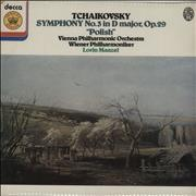 Click here for more info about 'Pyotr Ilyich Tchaikovsky - Symphony No.3 in D Major, Op.29