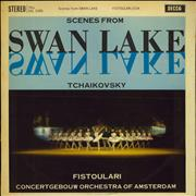 Click here for more info about 'Pyotr Ilyich Tchaikovsky - Tchaikovsky: Scenes From Swan Lake'