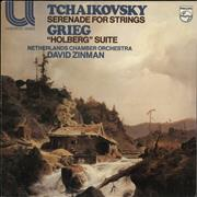 Click here for more info about 'Pyotr Ilyich Tchaikovsky - Tchaikovsky: Serenade For Strings / Grieg: Holberg Suite'